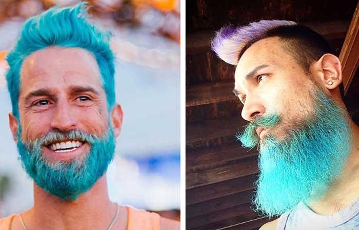 Tinta capelli uomo bianco