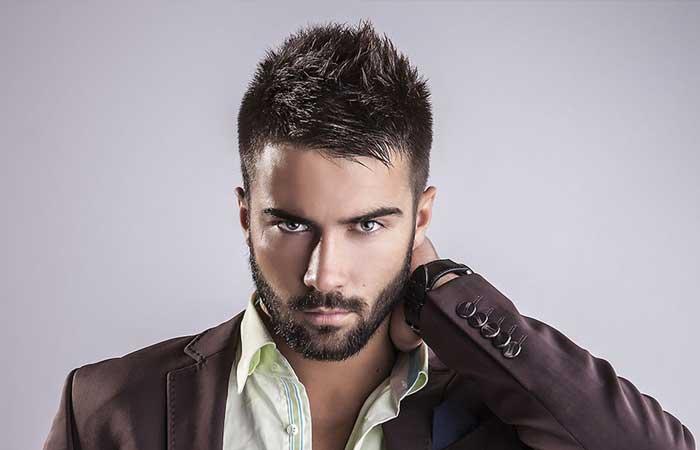 Famoso parrucchiere uomo a bologna - Linea Futura TI53